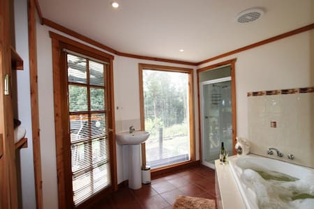 Love Grove near Cradle Mountain with free wifi - Wilmot - Byt