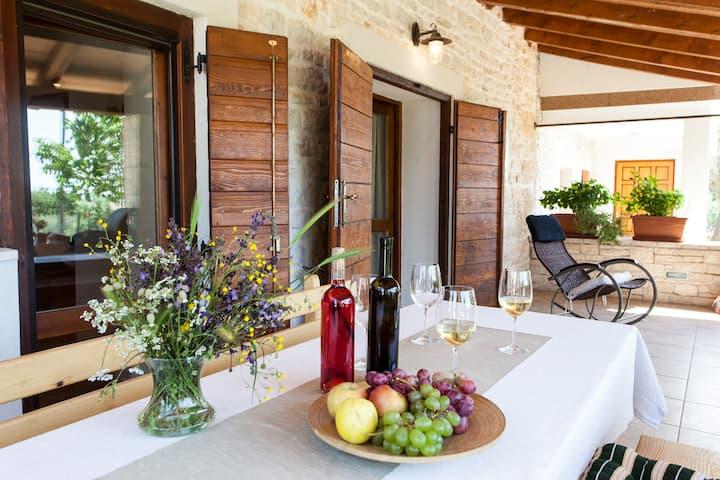 Villa Ana near Rovinj & Bale