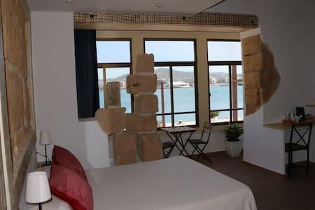 Primera línea de Puerto de Ibiza 1P - Apartment