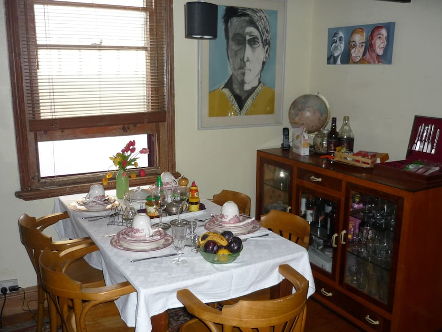 Guest Dinning Room