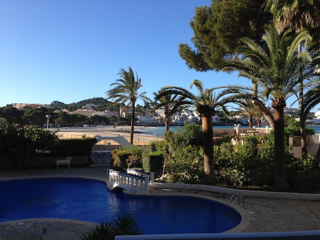 1 Bedroom Luxury Apt-Beach Access-A/C and SAT TV - Santa Ponsa - Apartamento