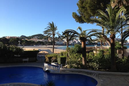 1 Bedroom Luxury Apt-Beach Access-A/C and SAT TV - Santa Ponsa