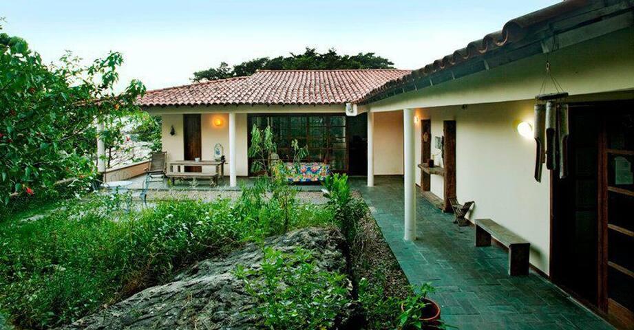 Private room Santa Teresa Mansion - Rio - ที่พักพร้อมอาหารเช้า