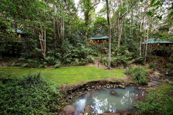 Narrows Escape Rainforest Retreat - North Maleny - Treehouse