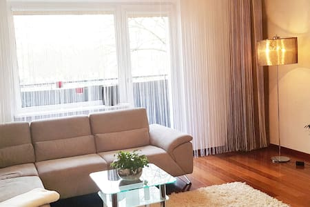 WiFi - Luxurious 4 Room Apartment in Poznan Centre