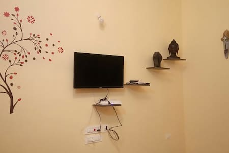 Furnished apt for 4 guest near Calangute/ Baga Goa - Kobra vadoo, Calangute - Appartement