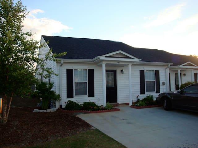 Quiet Southside Aiken home - Aiken - Ev