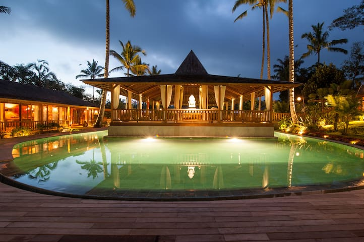 Nag Shampa  Luxury Villa n°3 - Ubud