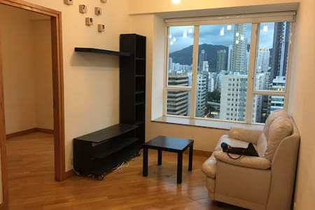 Cozy and safe private room 3 mins walk to Mongkok - Hong Kong  - Pis