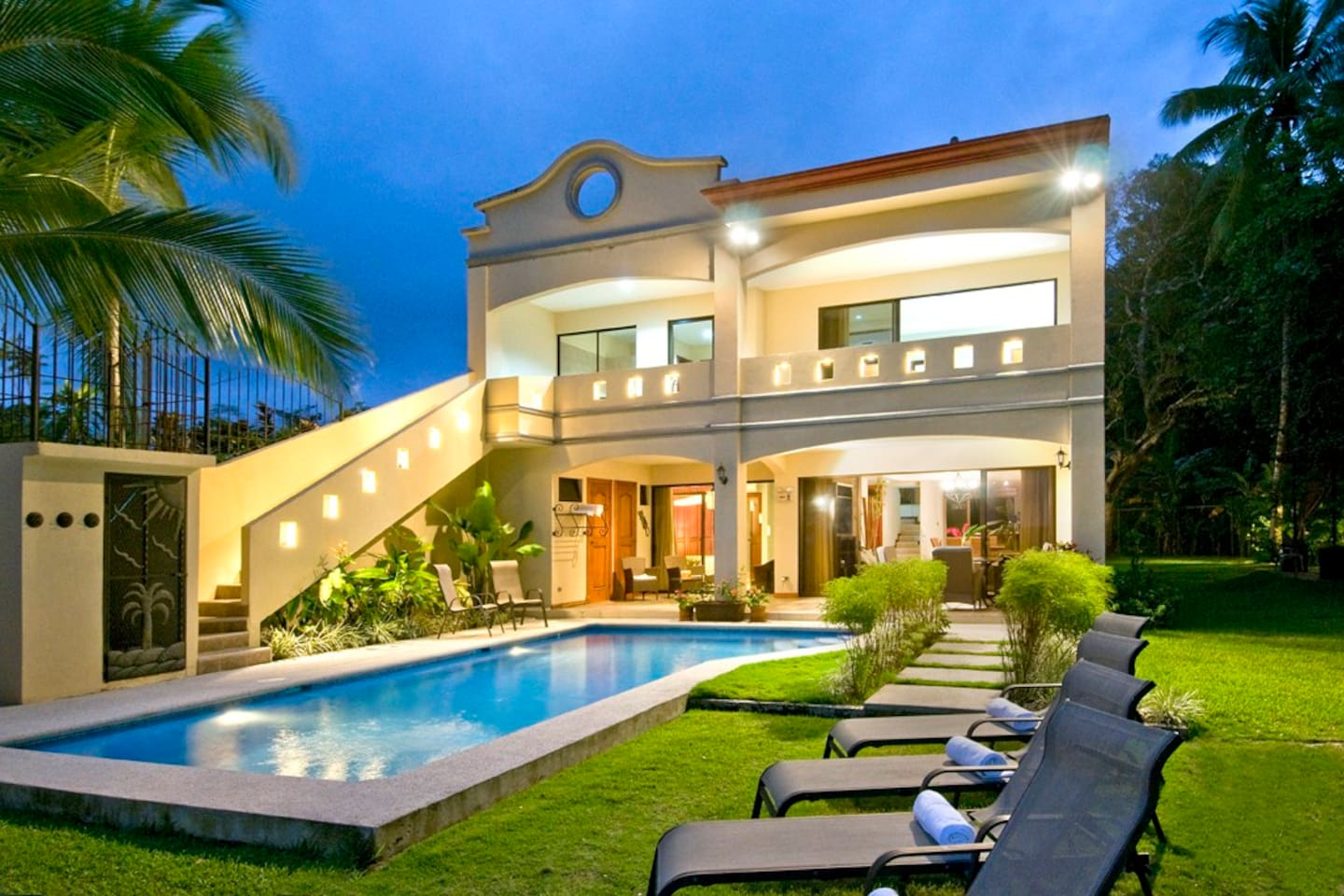 Voted Best Oceanfront House in Jaco