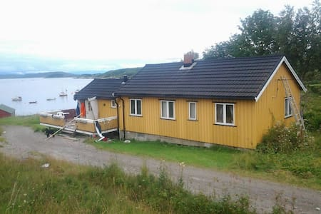 HUs ved Saltstraumen