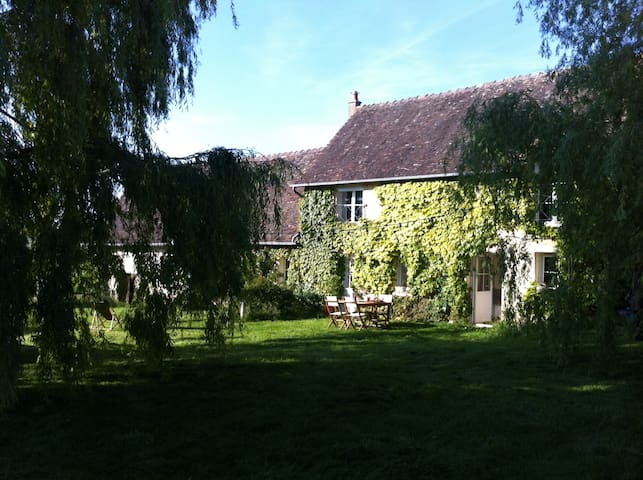 Lovely quiet country side - Nogent-le-Bernard - Casa