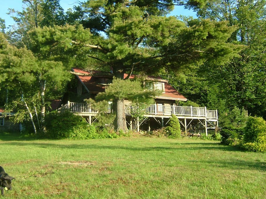 Log Cabin Cabins For Rent In Alstead New Hampshire