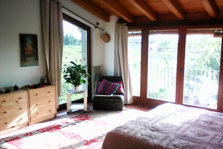 Double room  in single house. - Pescantina - Dorm