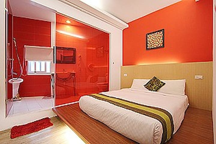 墾丁旅店-SUPERIOR DOUBLE PRIVATE-精緻2人房