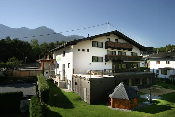 Peaceful Holiday Home at Tyrol with Terrace