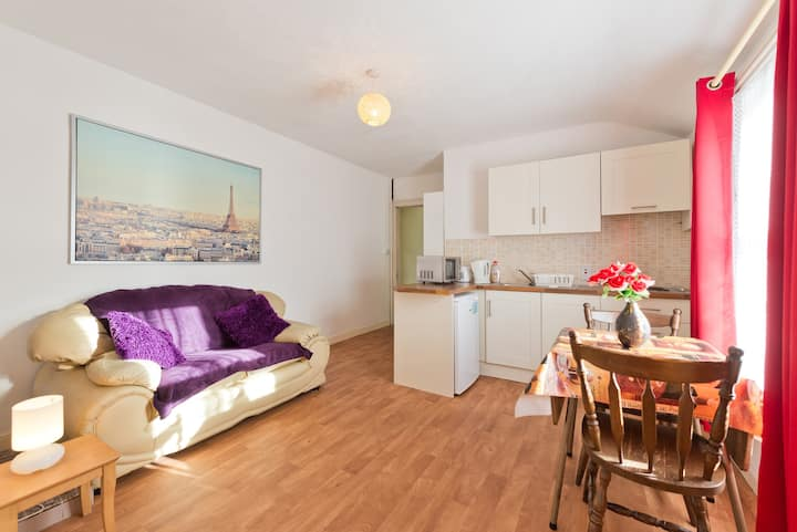 Comfortable one bedroom apartment - Phibsboro