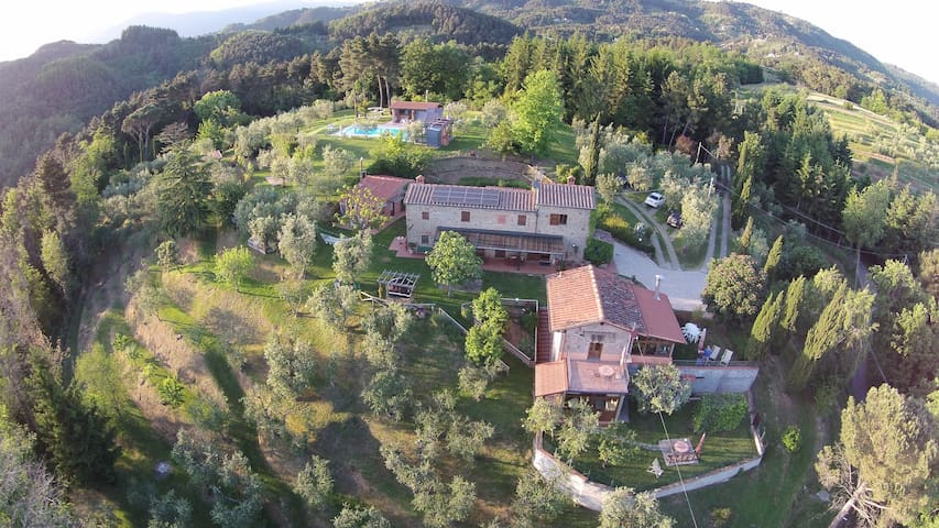 podere fioretto, tuscany guesthouse