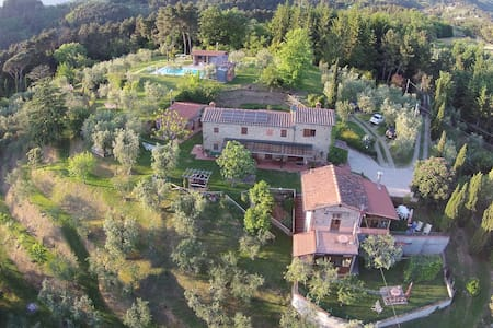 podere fioretto, tuscany guesthouse - Wohnung