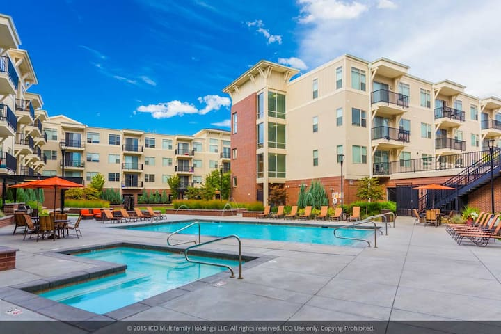 Private Bedroom With High Quality Amenities - West Valley City - Apartment