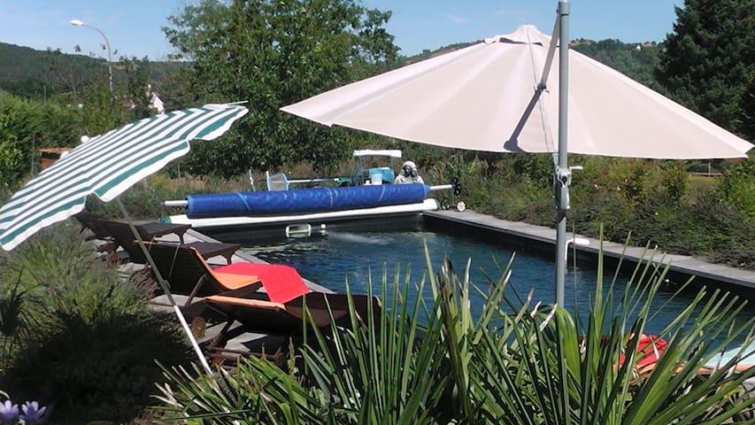 Superbe villa périgourdine piscine - Le Bugue - Villa