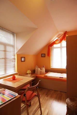 Freundliches ruhiges Einzelzimmer - Ostseebad Heringsdorf - Huis