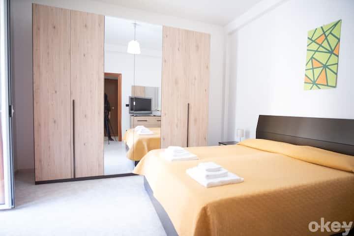 Cozy Flat De Gasperi