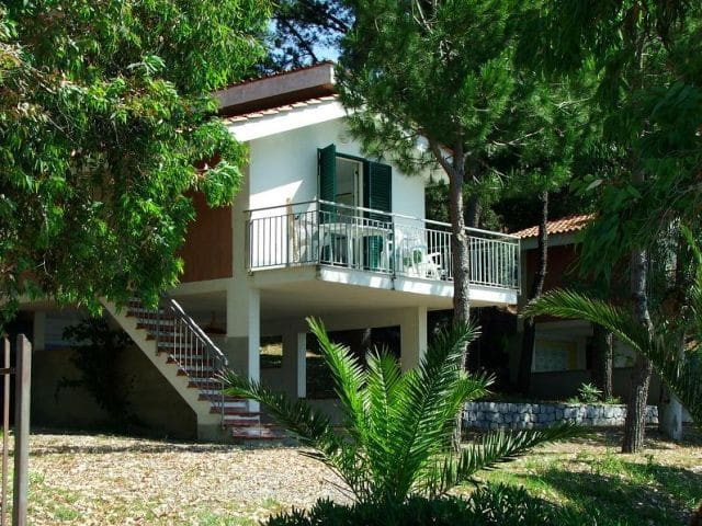 Lovely terraced house on the sea  - Scario - Huis