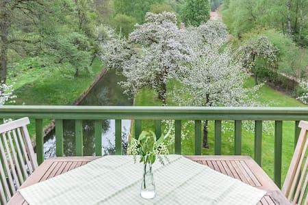 Landhaus-Appartement mit Balkon - Neunburg vorm Wald