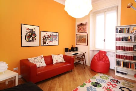 Artist Apartment-The heart of Milan