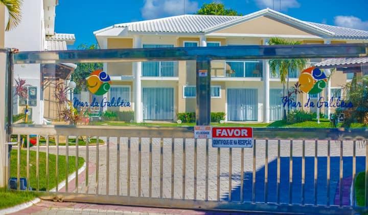 Apartamento em Porto Seguro (19A)