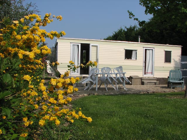 Location Mobil-homes 5 personnes - Roches - Karavan/RV