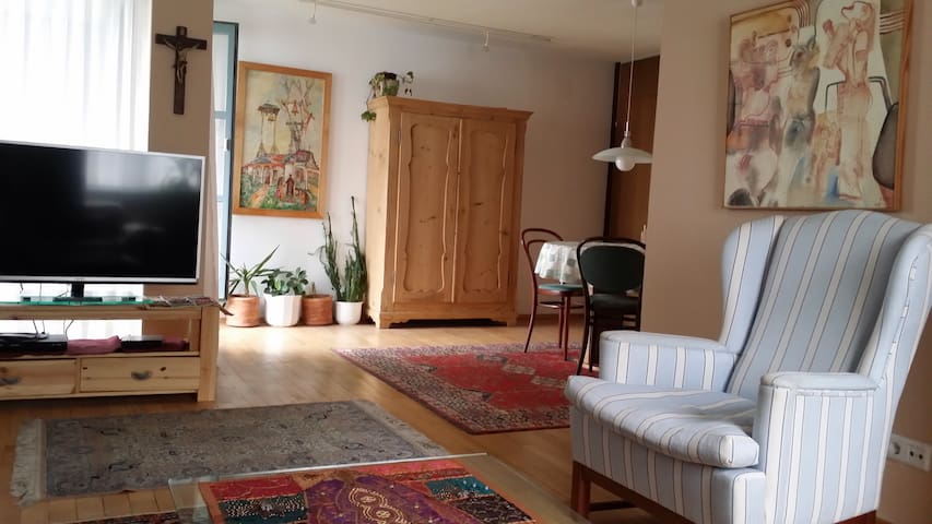Luxury two bedroom apartment - Dornbirn - Pis