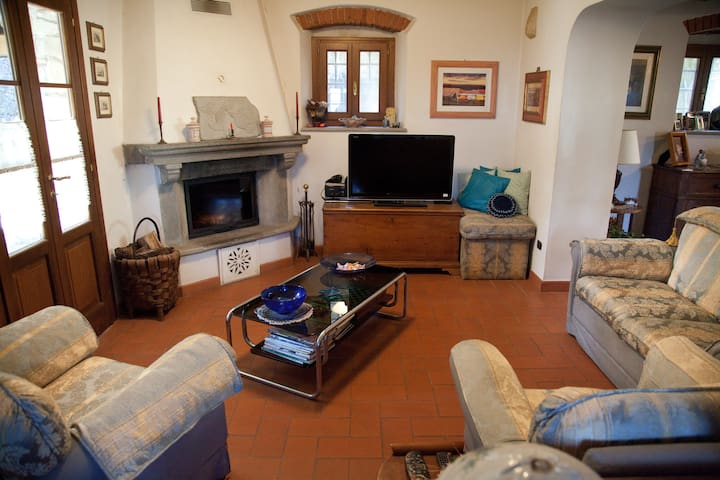 B&B Campomaggio double room - Marliana