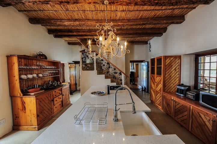 1692 De Kleijne Bos - Luxury Rooms - Paarl - Bed & Breakfast