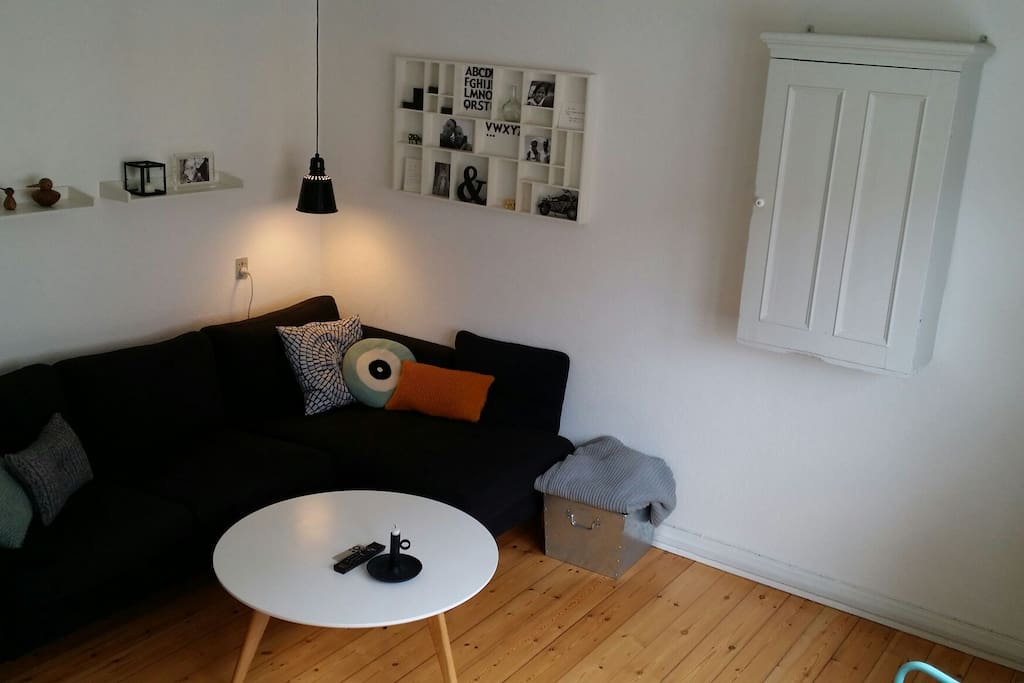 Lovely apartment in Odense C