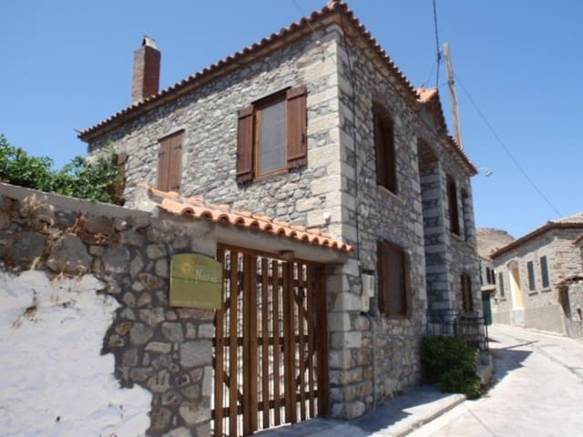 Villa Notia in Eresos - Lesbos Prefecture - Townhouse