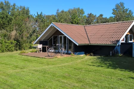 pandekagehuset - Sejerø - 小木屋