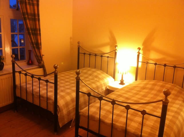 Apartment Guest Rooms in Duns Town Centre