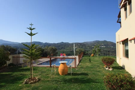 Loudis Villa,private pool & garden! - Rethymno