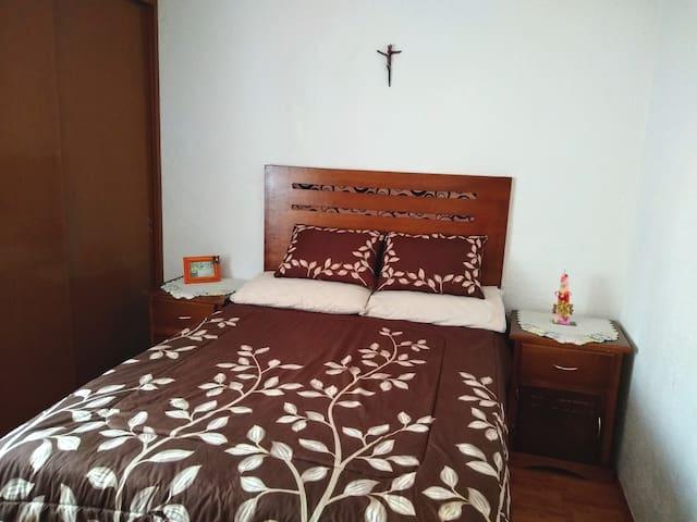 Cómoda habitación privada en Ocoyoacac