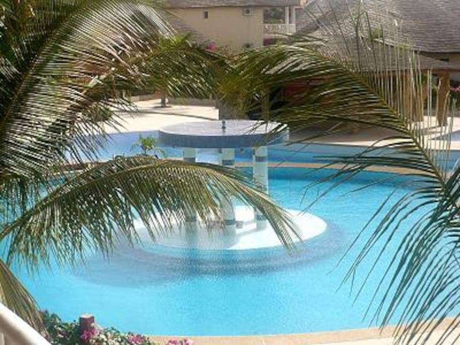 La piscine 3 bassins 600m2