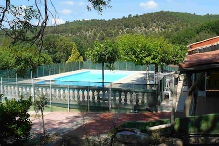 Studio-gite piscine Provence Verdon - Allemagne-en-Provence