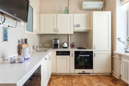 Patriky Studio Apartment