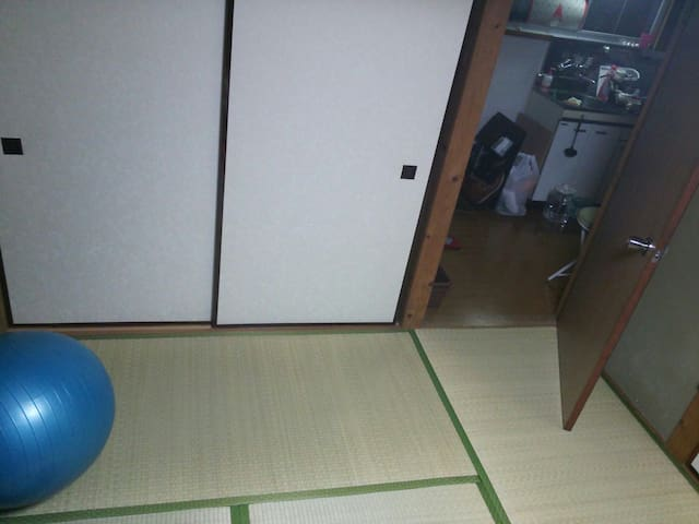 Very Quiet place - Mitaka - Appartement