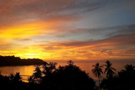 Martina´s Place en el corazón de Bahia Drake.