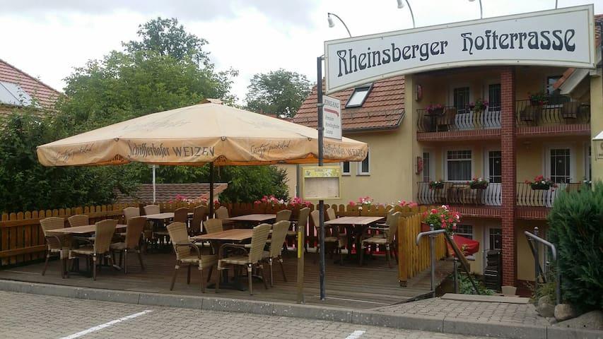 Pension am Rheinsberger Schlosspark
