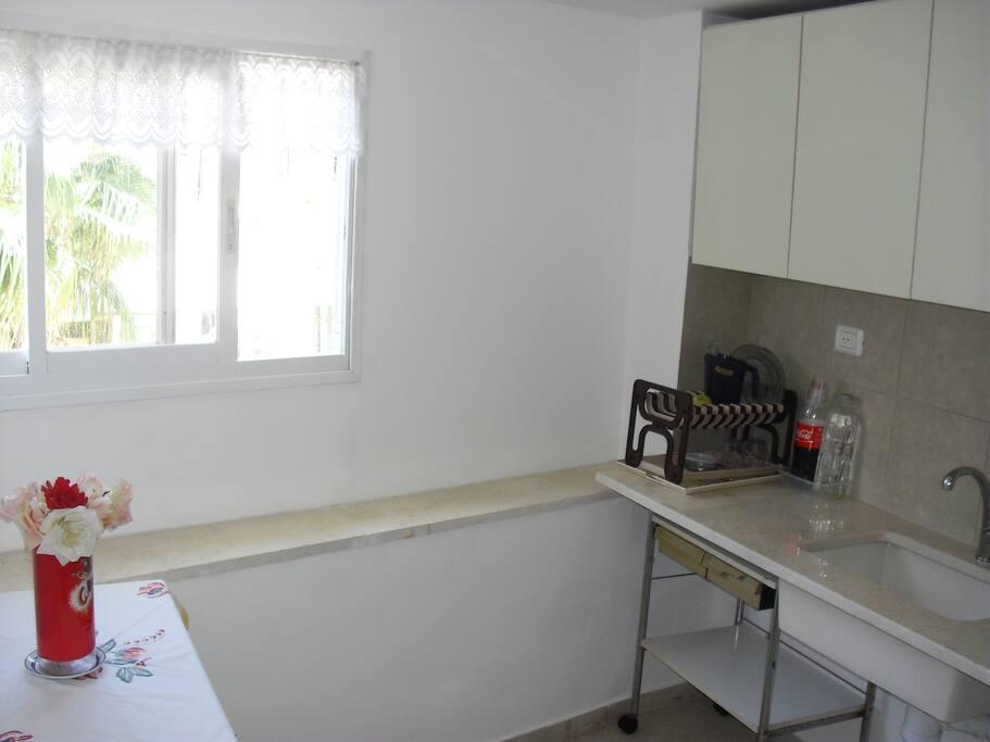 Your cozy kitchen place