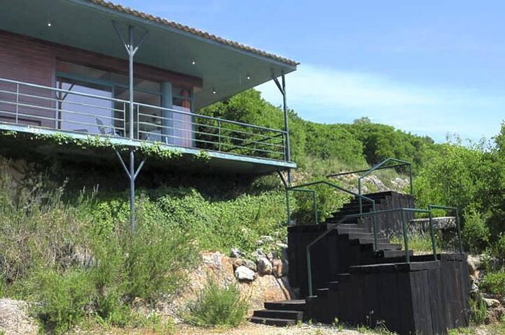 Moleiro house - Rio Maior - Hus