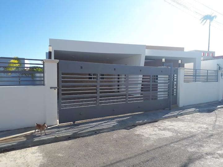 Beautiful 3 Bedroom Puerto Plata Home w/ Oceanview